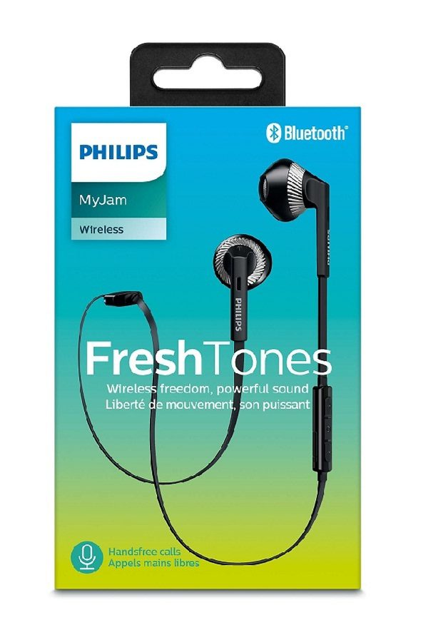 Tai Nghe Bluetooth Philips Fresh Tones SHB 5250 1