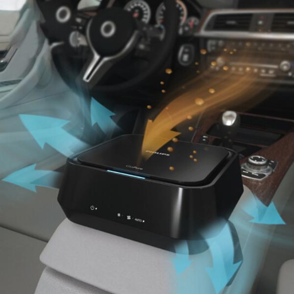 Máy khử mùi, lọc không khí trên xe ô tô Philips GP5201 1