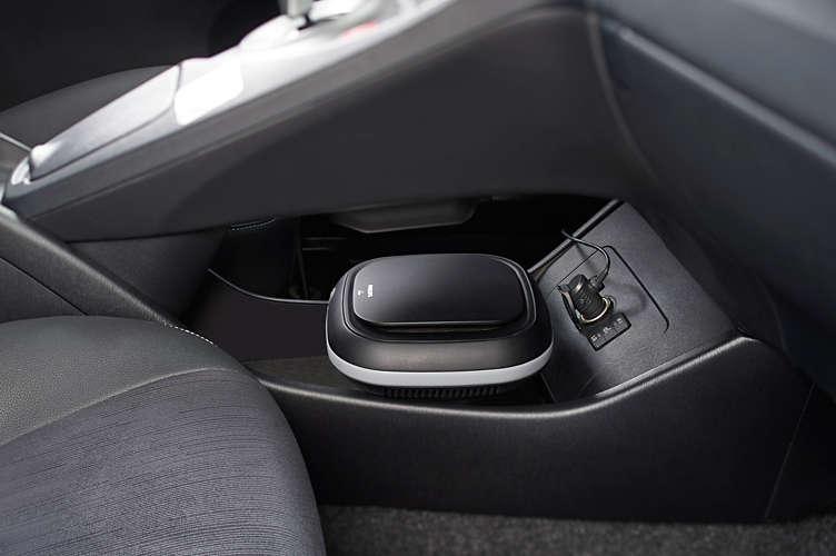 Máy lọc không khí trên oto, xe hơi Philips GoPure Compact 100 Airmax 11