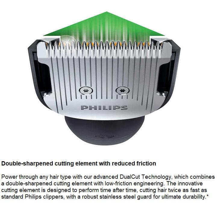 Tông đơ cắt tóc cao cấp Philips HC5450/15 14
