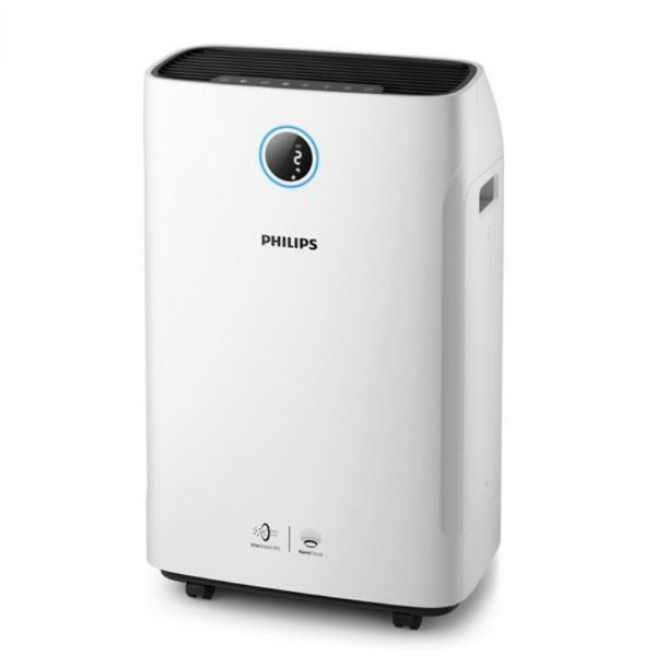 Máy lọc không khí kèm chức năng tạo độ ẩm 2 trong 1 Philips Series 3000 AC2726/00 1