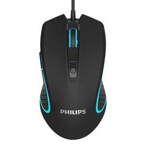 Chuột 6D Chuyên Game Philips SPK9413 - DPI 6400 7