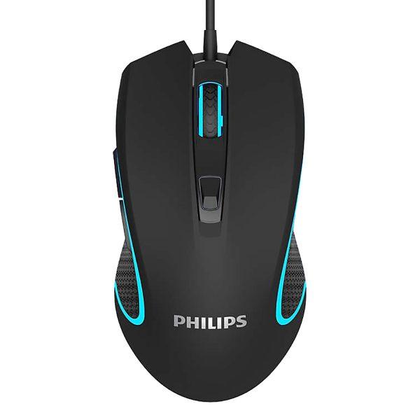 Chuột 6D Chuyên Game Philips SPK9413 - DPI 6400 4