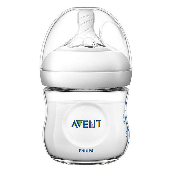 Bình sữa Philips Avent bằng nhựa không có BPA 125ml 1