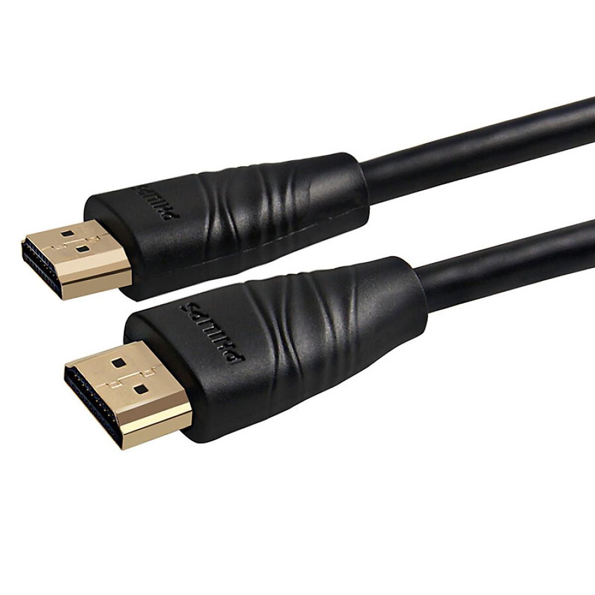 Dây Cáp 4K HDMI PHILIPS 3m SWL6118E / 93 7