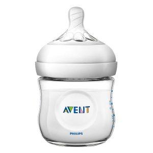Bình sữa Philips Avent bằng nhựa không có BPA 125ml 4