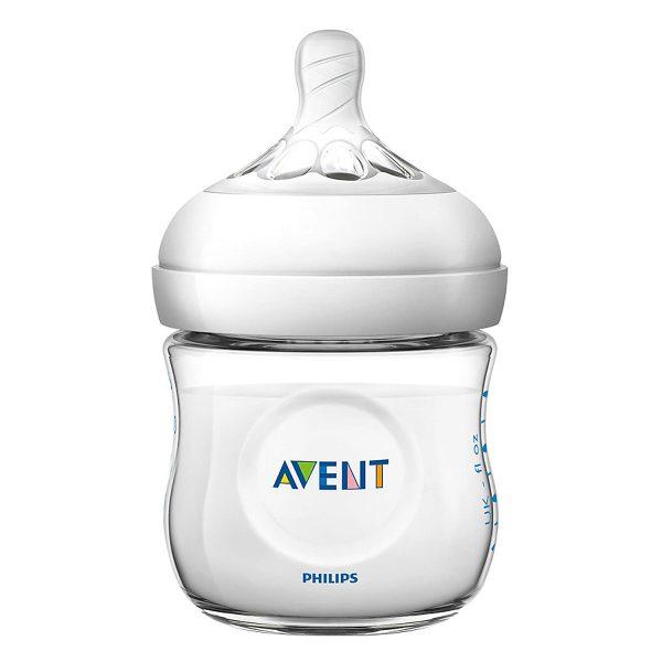 Bình sữa Philips Avent bằng nhựa không có BPA 125ml 2