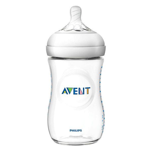 Bình Sữa Bằng Nhựa Không Có BPA Philips Avent SCF693/23 (260ml ) 1
