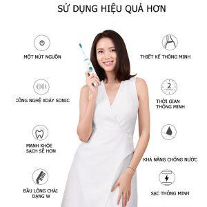 Bàn chải đánh răng điện Philips HX3216/01 20