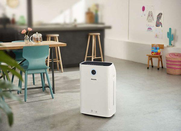 Máy lọc không khí kèm chức năng tạo độ ẩm 2 trong 1 Philips Series 3000 AC2726/00 10