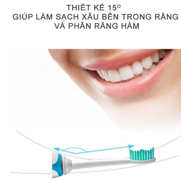 Bàn chải đánh răng điện Philips HX3216/01 6