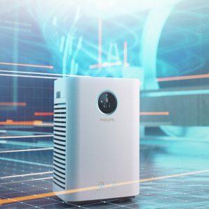 Máy lọc không khí cao cấp kháng khuẩn Philips AC5668/00 tích hợp Wifi - 65W 27