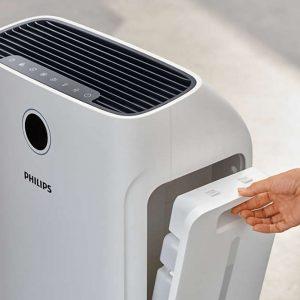 Máy lọc không khí kèm chức năng tạo độ ẩm 2 trong 1 Philips Series 3000 AC2726/00 24