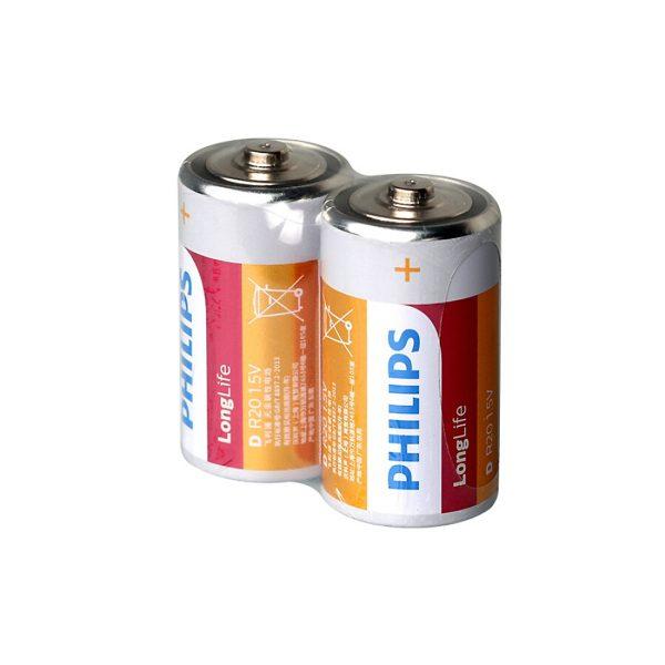 Pin Carbon Philips 6F22 (1 Viên 9V) 2