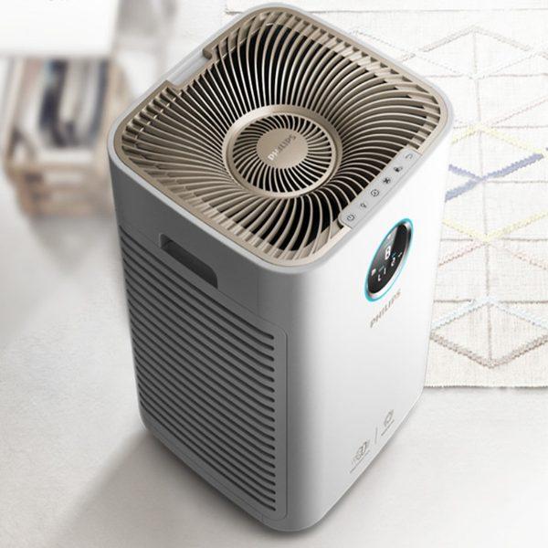 Máy lọc không khí cao cấp kháng khuẩn Philips AC5668/00 tích hợp Wifi - 65W 5