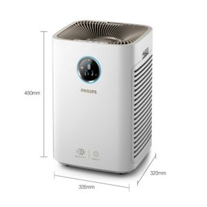 Máy lọc không khí cao cấp kháng khuẩn Philips AC5668/00 tích hợp Wifi - 65W 23