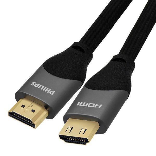 Dây Cáp HDMI 2.0 4K HD PHILIPS SWL6122B/93 (1.5m) 1