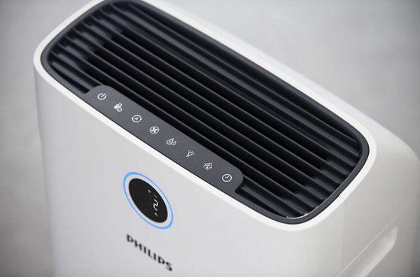 Máy lọc không khí kèm chức năng tạo độ ẩm 2 trong 1 Philips Series 3000 AC2726/00 5
