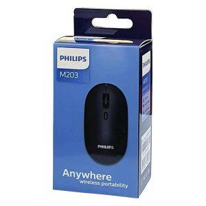 Chuột không dây Philips M203 9