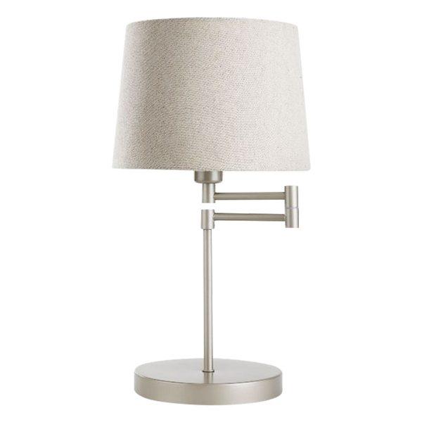 Đèn Để Bàn Philips 36132 ánh sáng vàng - Tặng 1 Bóng Đèn LED Philips Ecobright 5W 1