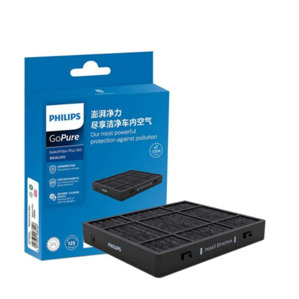 Tấm lọc, màng lọc không khí GSF160Plus dùng cho máy khử mùi, lọc không khí Philips GP9101 1