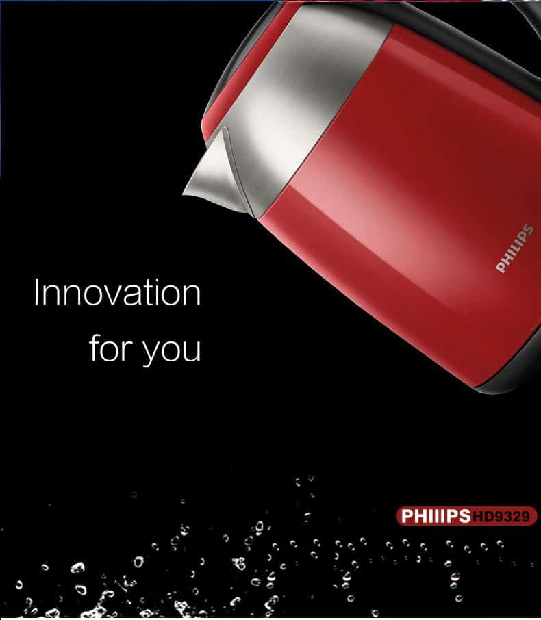 Ấm Đun Nước Siêu Tốc Philips HD9329 10