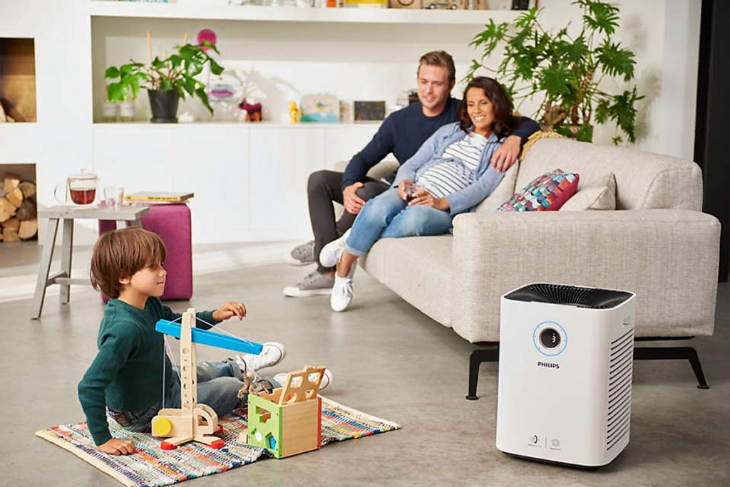 Máy lọc không khí Philips ưu việt như thế nào? 1