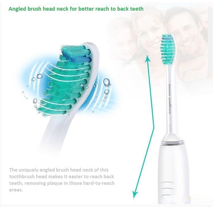 Bàn chải đánh răng điện có thể sạc Philips HX6511 7
