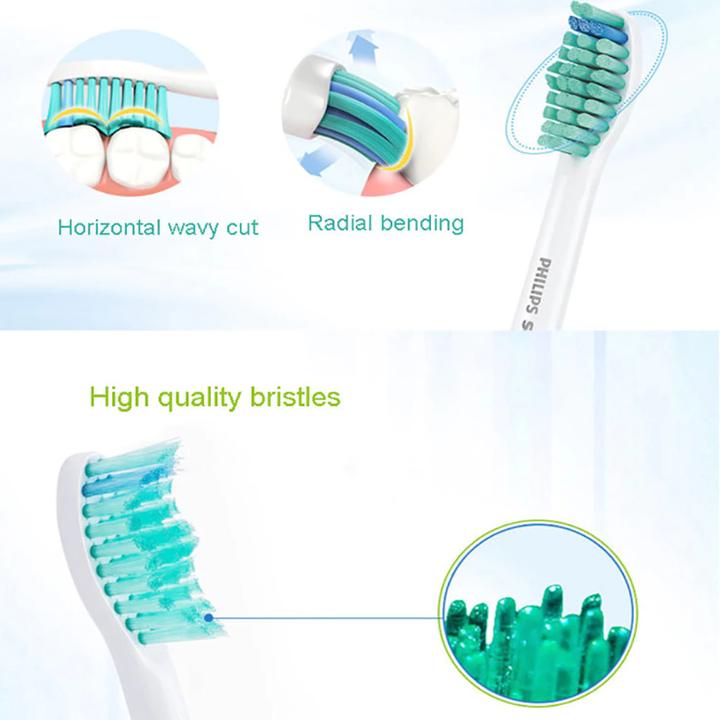 Bàn chải đánh răng điện Philips HX3216/01 39