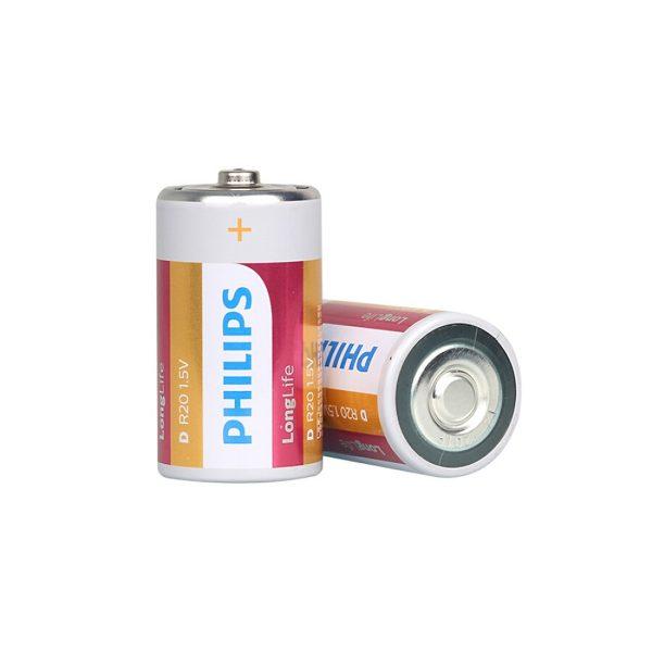 Pin Carbon Philips 6F22 (1 Viên 9V) 3