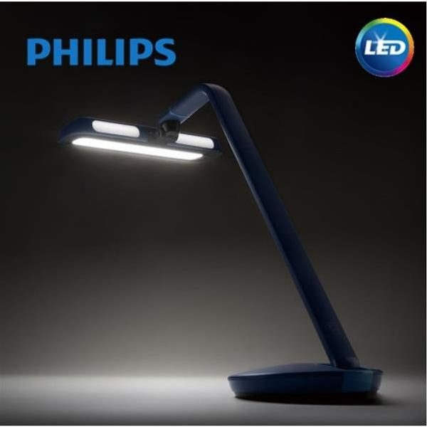 Đèn bàn Philips LED EyeCare Strider 66111 - 7.2W 3