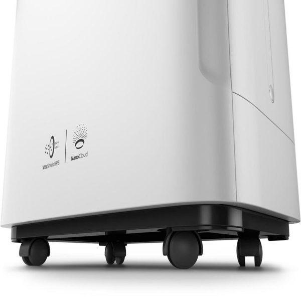 Máy lọc không khí kèm chức năng tạo độ ẩm 2 trong 1 Philips Series 3000 AC2726/00 12