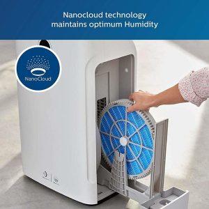 Máy lọc không khí kèm chức năng tạo độ ẩm 2 trong 1 Philips Series 3000 AC2726/00 31