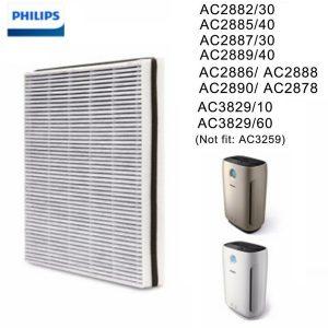Tấm lọc, màng lọc không khí Philips FY2428 dùng cho các mã AC2882, AC2885, AC2887, AC2889, AC2886, AC2888, AC2890, AC2878, AC3829, AC3829 11