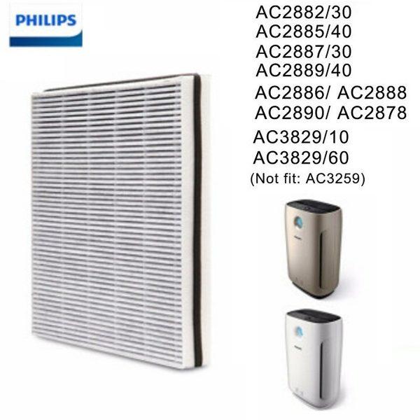 Tấm lọc, màng lọc không khí Philips FY2428 dùng cho các mã AC2882, AC2885, AC2887, AC2889, AC2886, AC2888, AC2890, AC2878, AC3829, AC3829 2