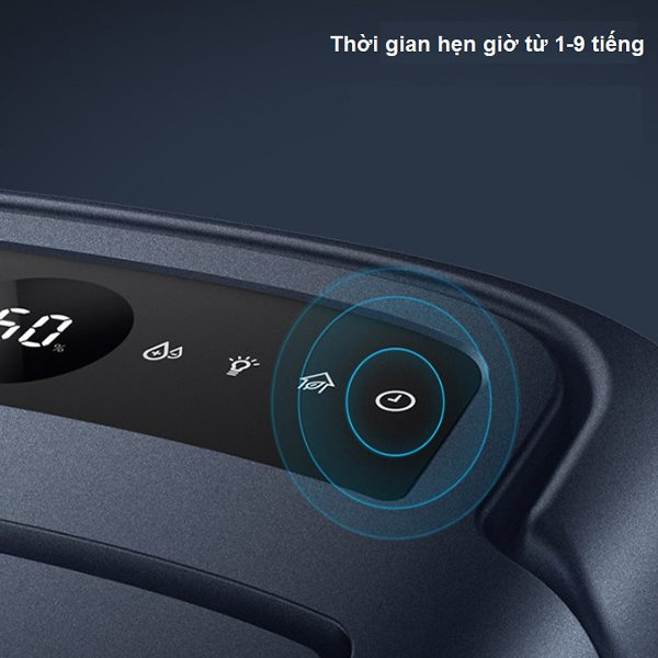 Máy lọc không khí kiêm hút ẩm Philips DE5206/00 355W-Cảm biến không khí 4 màu 13