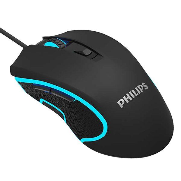 Chuột 6D Chuyên Game Philips SPK9413 - DPI 6400 1