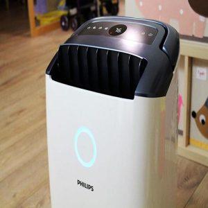 Máy lọc không khí kiêm hút ẩm Philips DE5206/00 355W-Cảm biến không khí 4 màu 30