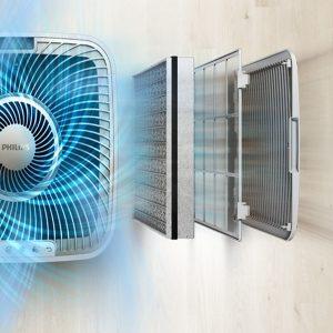 Máy lọc không khí cao cấp kháng khuẩn Philips AC5668/00 tích hợp Wifi - 65W 34