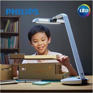 Đèn bàn Philips LED EyeCare Strider 66111 - 7.2W 10