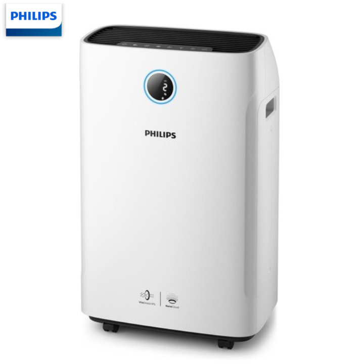 Máy lọc không khí kèm chức năng tạo độ ẩm 2 trong 1 Philips Series 3000 AC2726/00 38