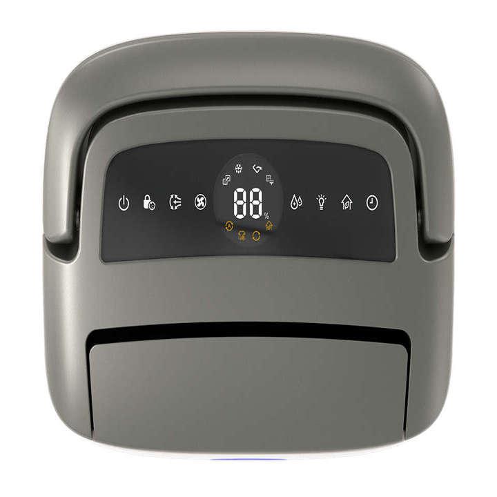 Máy lọc không khí kiêm hút ẩm Philips DE5206/00 355W-Cảm biến không khí 4 màu 35