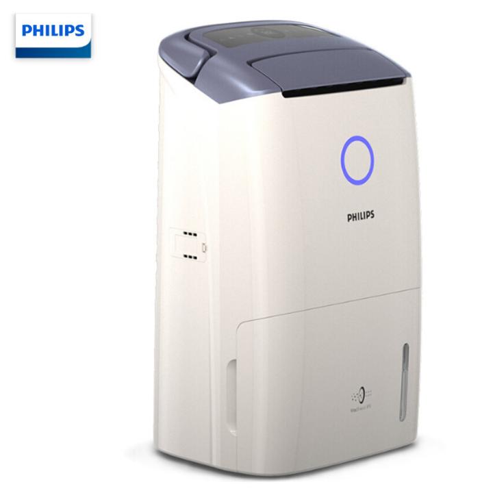 Máy lọc không khí kiêm hút ẩm Philips DE5206/00 355W-Cảm biến không khí 4 màu 34