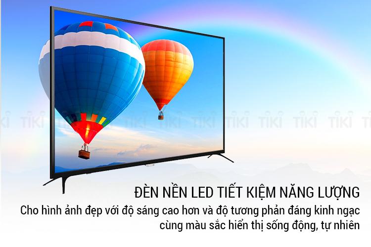 Smart Tivi Philips 55 inch 4K UHD 55PUT6023S/74 - Hàng Chính Hãng