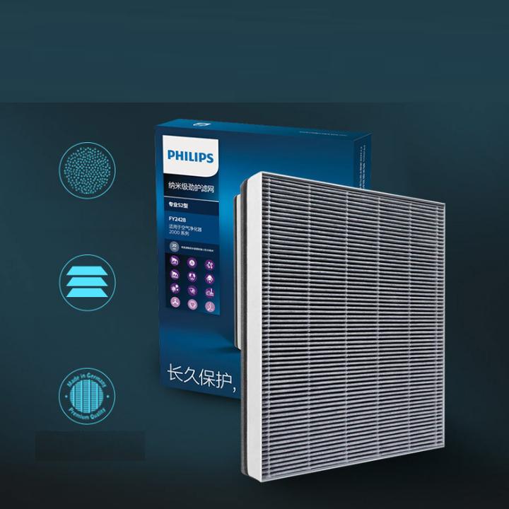 Tấm lọc, màng lọc không khí Philips FY2428 dùng cho các mã AC2882, AC2885, AC2887, AC2889, AC2886, AC2888, AC2890, AC2878, AC3829, AC3829 26