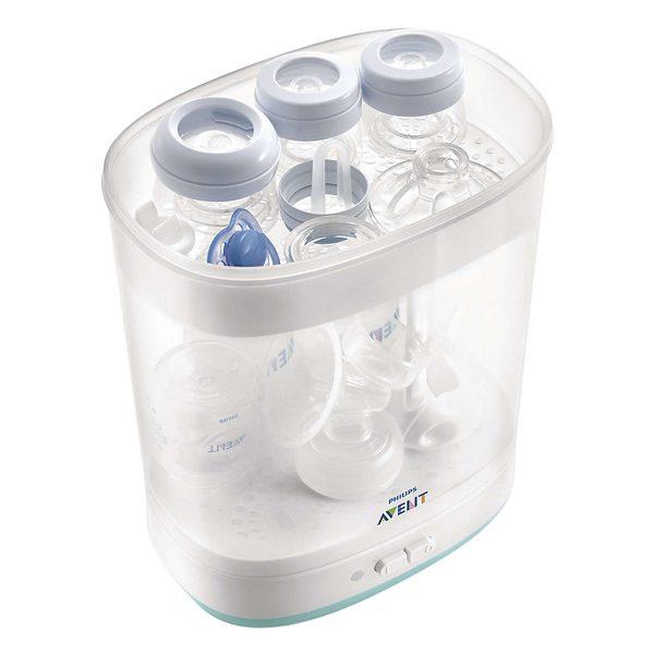 Máy Tiệt Trùng Bình Sữa 2 Trong 1 Philips Avent SCF922/03 4