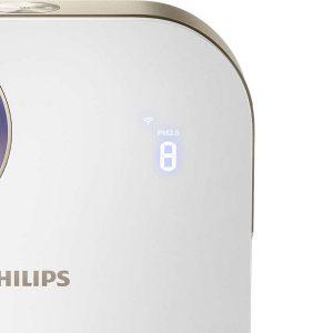 Máy lọc không khí trong nhà kháng khuẩn Philips AC4558/00 tích hợp Wifi, cảm biến chất lượng không khí 4 màu 21