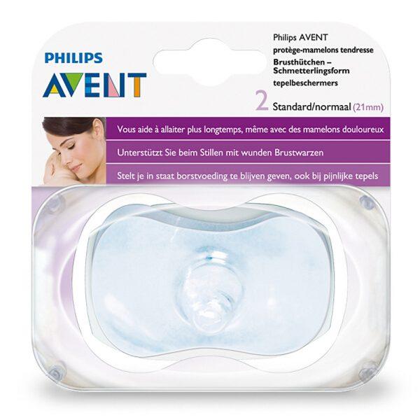 Miếng Bảo Vệ Đầu Ngực Philips AVENT SCF156/01 2