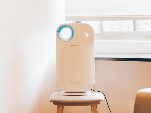 Máy lọc không khí trong nhà kháng khuẩn Philips AC4558/00 tích hợp Wifi, cảm biến chất lượng không khí 4 màu 8