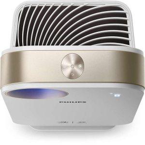 Máy lọc không khí trong nhà kháng khuẩn Philips AC4558/00 tích hợp Wifi, cảm biến chất lượng không khí 4 màu 34